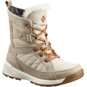 Columbia Meadows Shorty Omni-Heat 3D Boots Women Ancient Fossil/Bright Copper